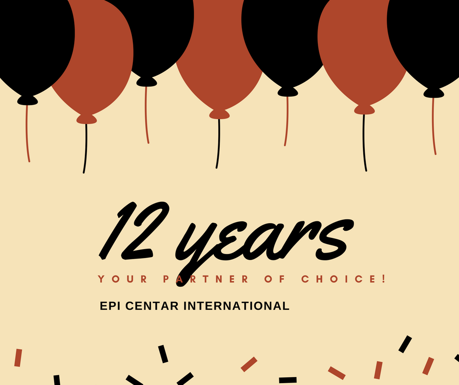 EPI CENTAR International Birthday!!!