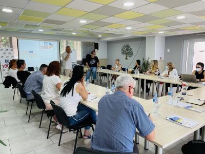 Поддршка за развој на земјоделски задруги во Северна Македонија