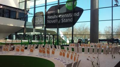 Biofach 2017 Nuremberg, Germany